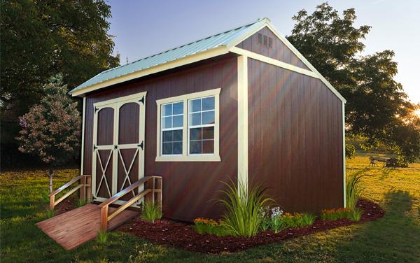 Portable Buildings In Alabama : Portable building startec builders texas alabama